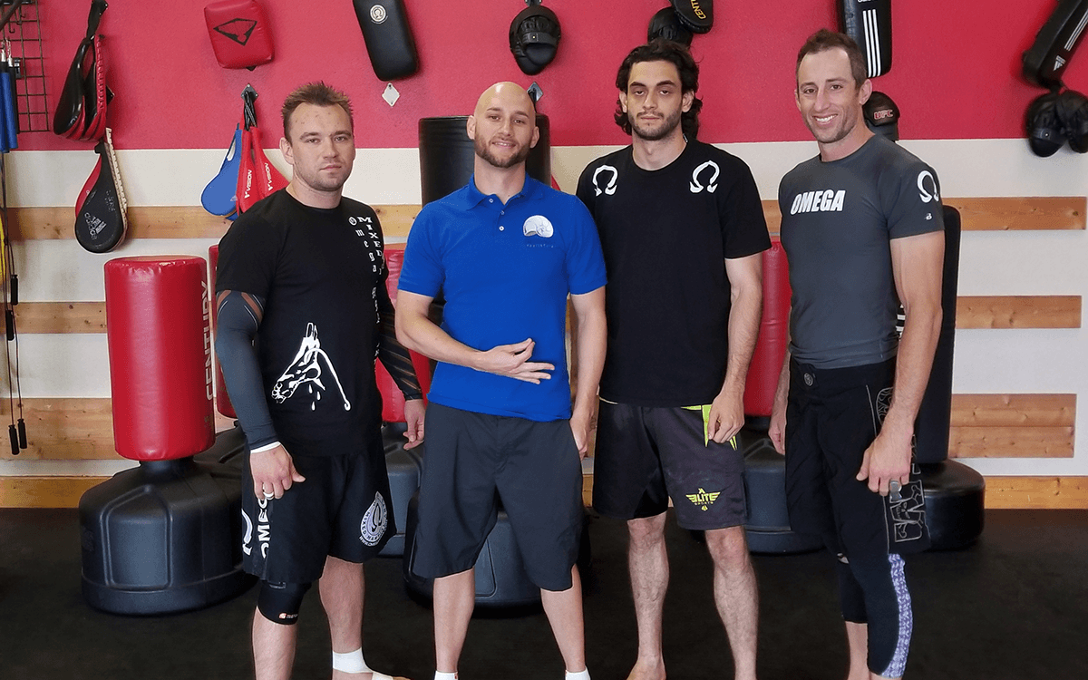 Preferred provider for sport competition preparation at Omega MMA Clearwater Florida