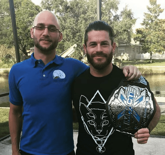 Matt Sydal and Anthony Cosenzo